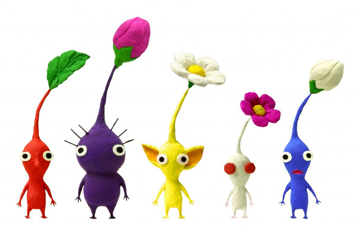 Pikmin clay