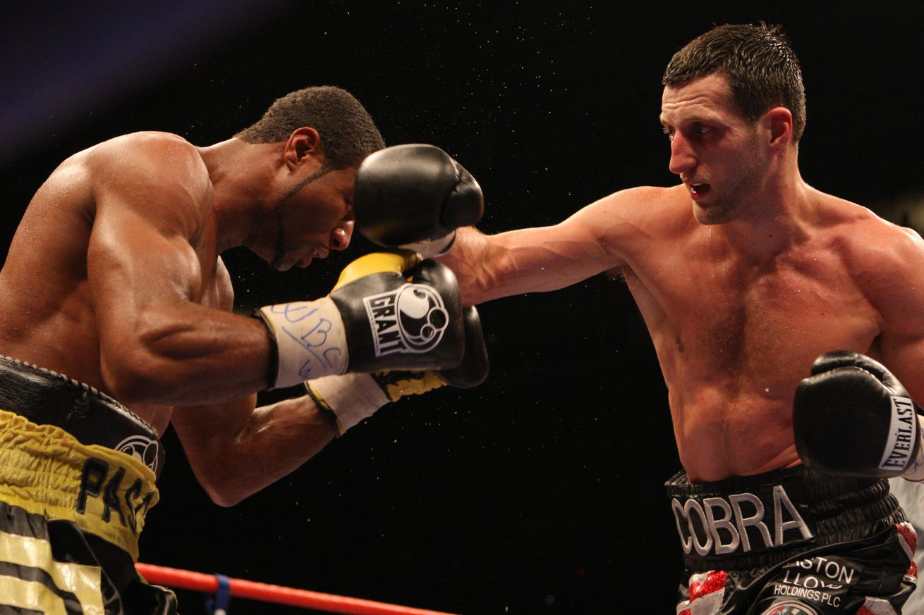 834923270.jpg.0 - Froch says career highlight was not fighting in front of 80,000 at Wembley