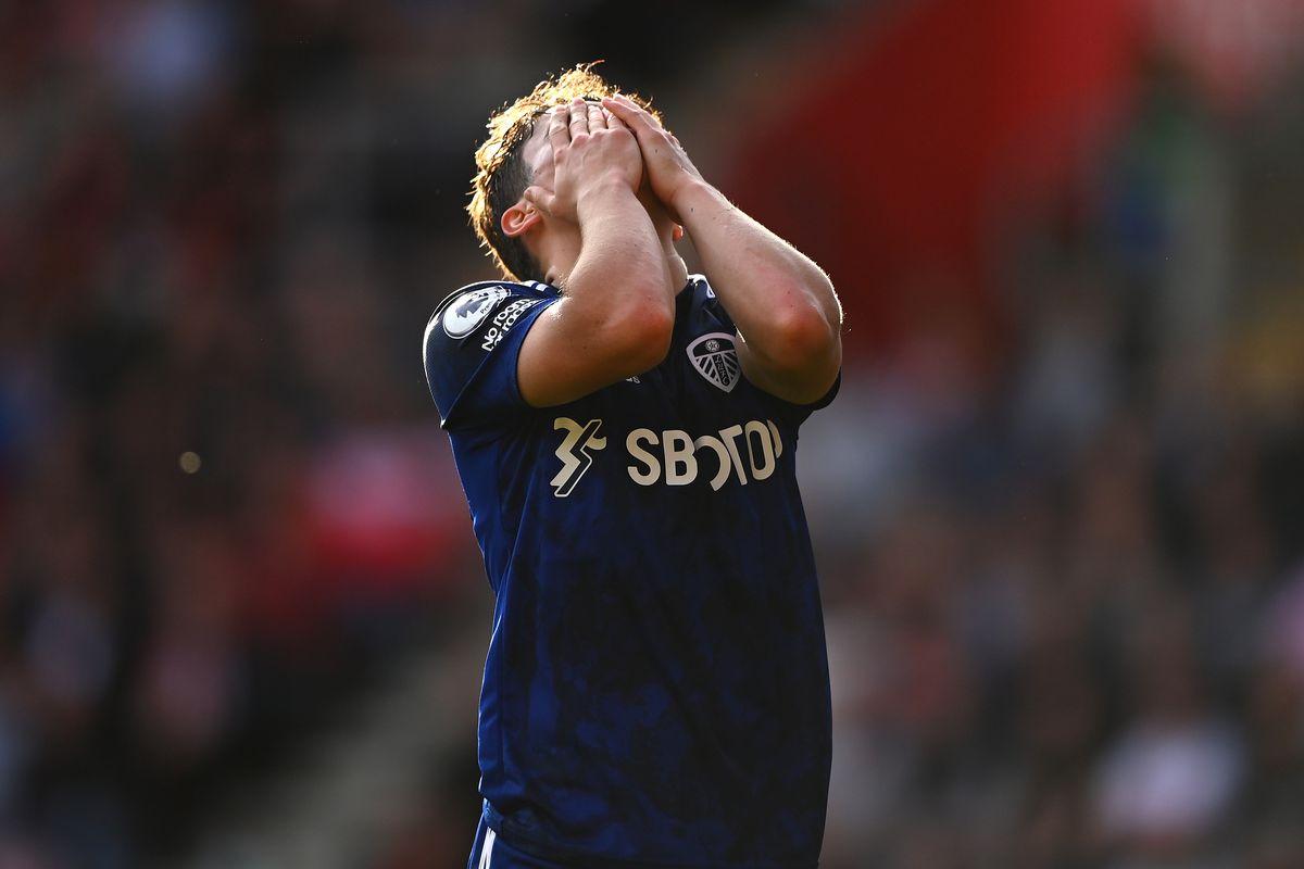 Southampton v Leeds United - Premier League