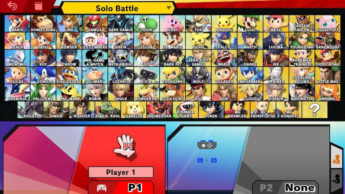 The Science Behind Ranking 'Super Smash Bros  Ultimate