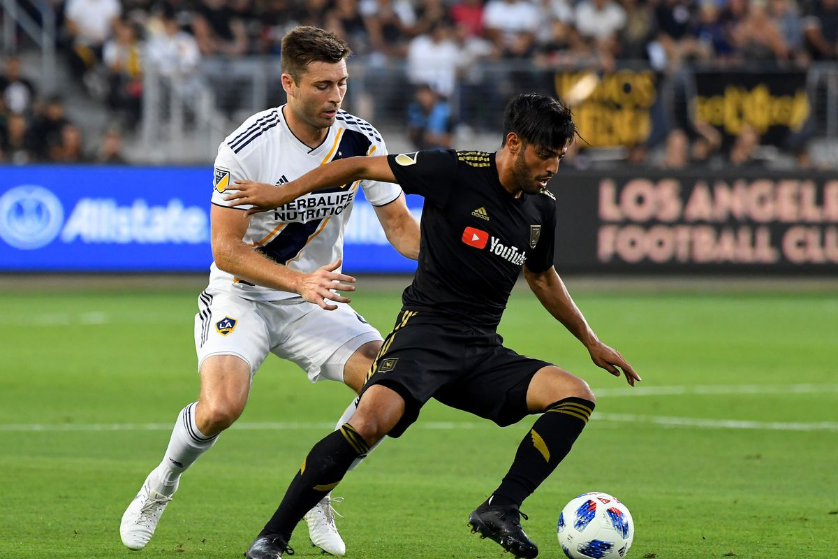 90195ddaf How to Watch LA Galaxy vs. LAFC  Lineups