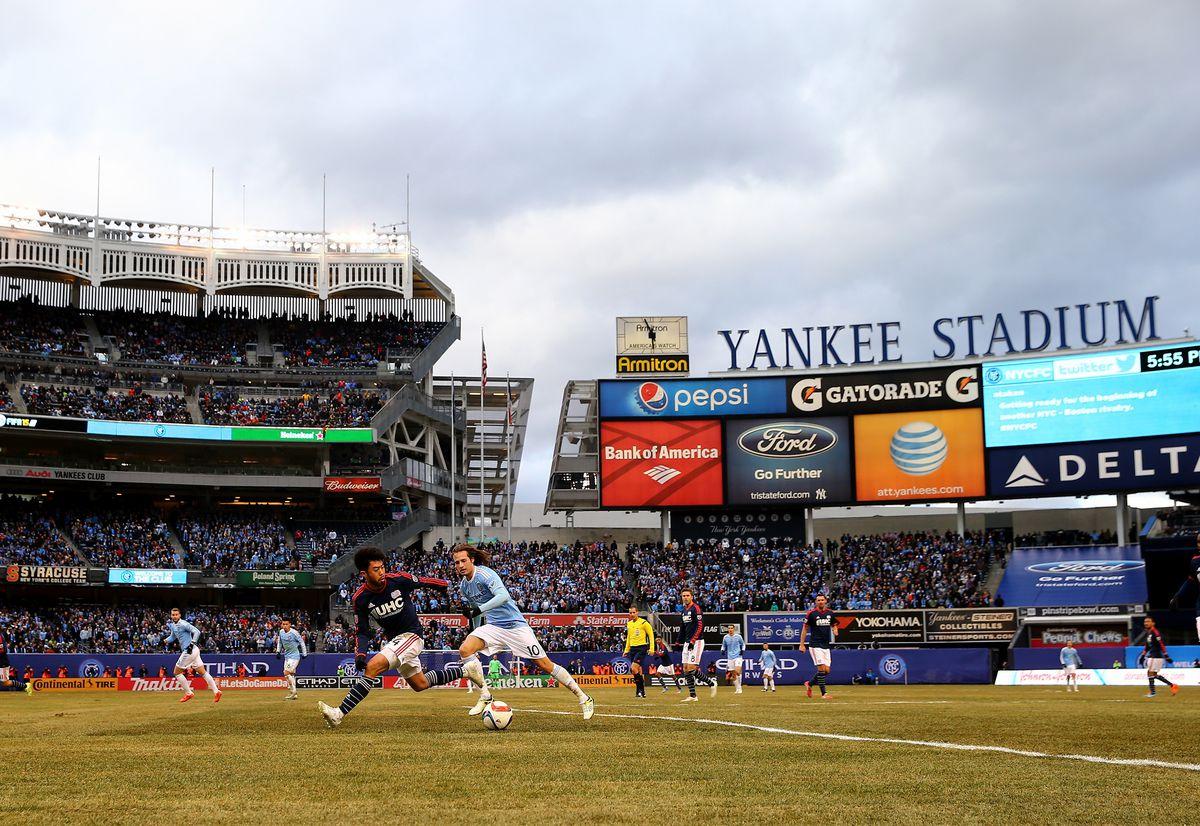 New England Revolution v New York City FC
