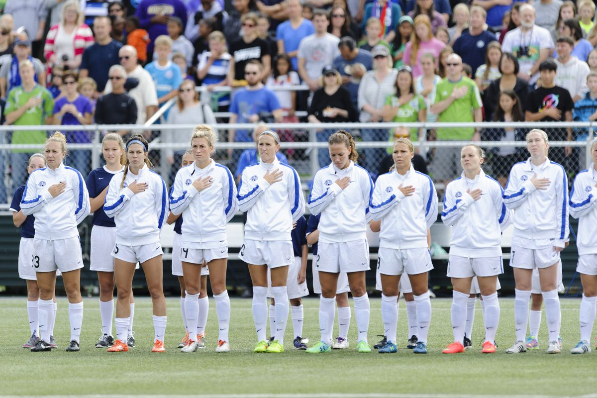 If you want to support women's soccer, you have local options!