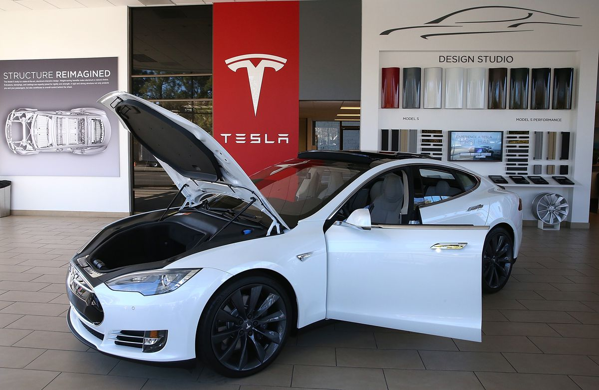 How Tesla Changed The Auto Industry Forever Verge Tester Circuit Breaker Identifiershanghai Beha Electronics Coltd Electronic Car Maker Telsa Reports Quarterly Earnings