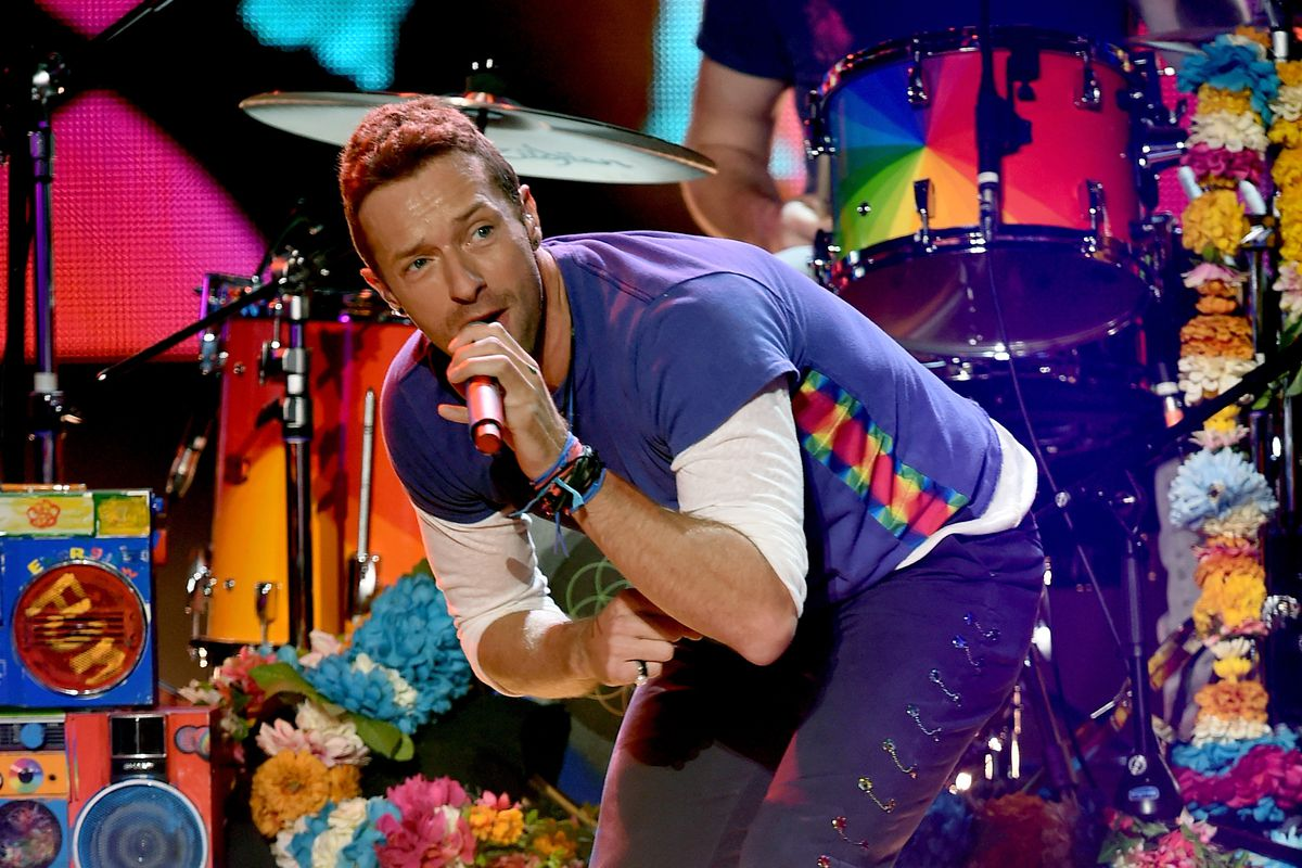 Review: Coldplay's new album is better than your dad-rock jokes