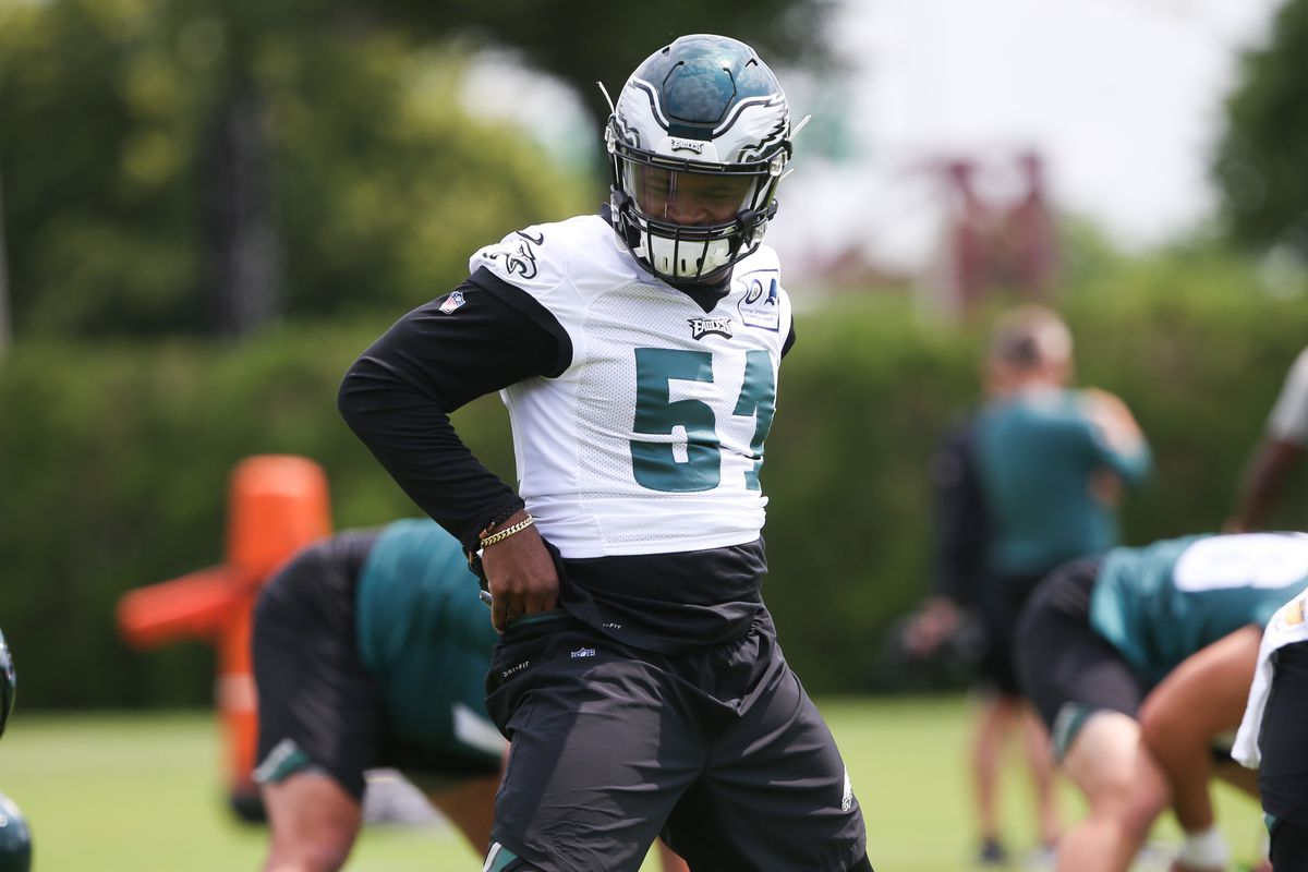 838007bc4 Eagles News: Zach Brown makes list of NFL's best linebackers ...