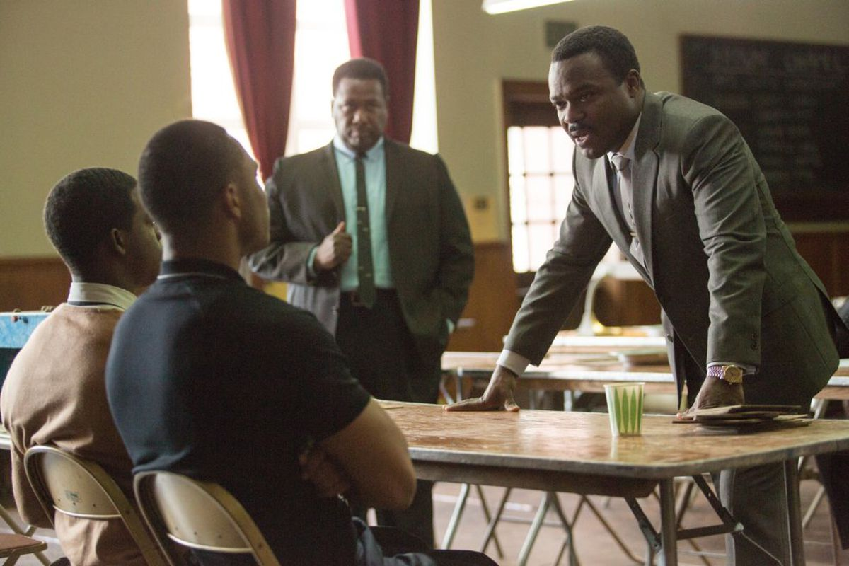 Selma's David Oyelowo was not nominated for an Oscar