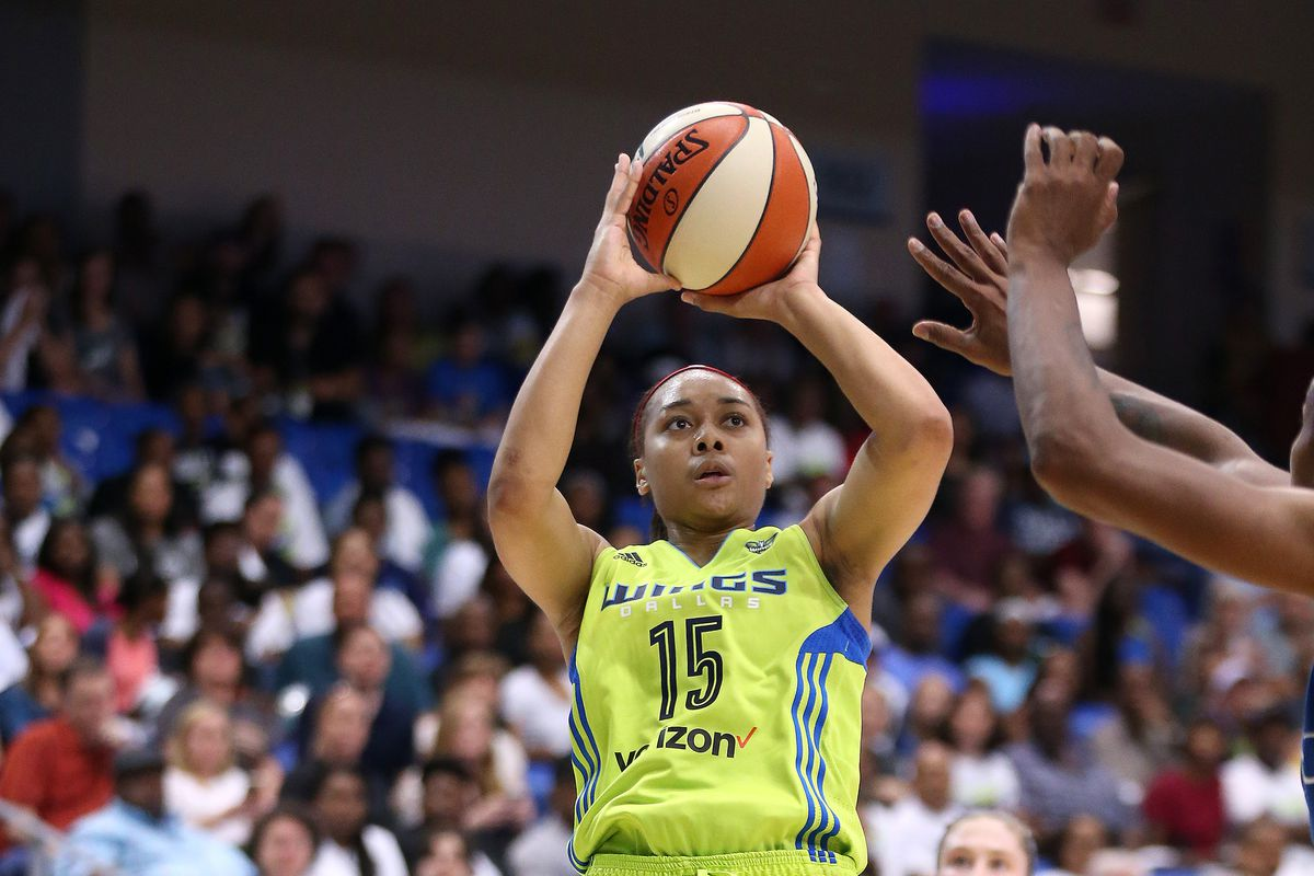 WNBA names Dallas Wings guard Allisha Gray rookie of the month