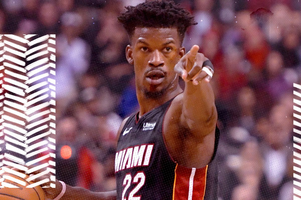 Jimmy Butler Is Everything The Miami Heat Wanted Him To Be Sbnation Com