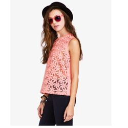 """<a href=""""http://www.forever21.com/Product/Product.aspx?Br=F21&Category=top&ProductID=2028190155&VariantID="""">Embroidered Daisy Top</a> $19.80, Forever21.com"""