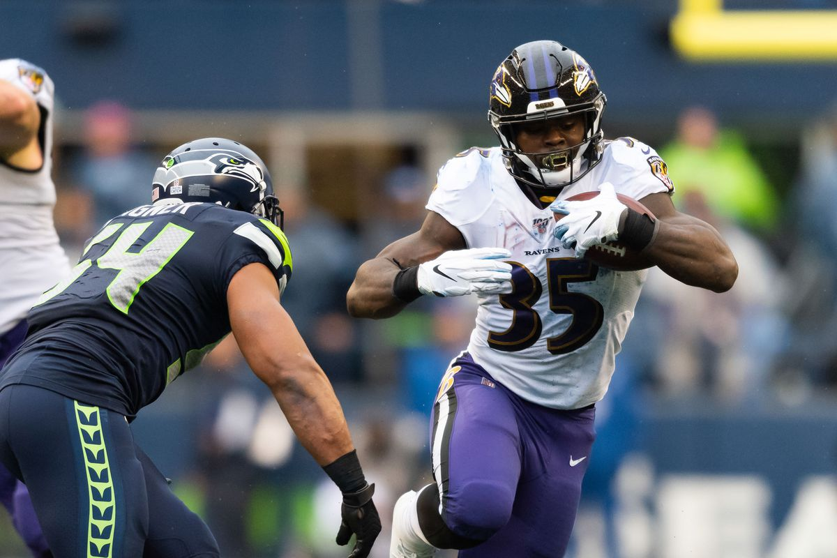 Nfl Power Rankings Roundup Ravens Remain Among The League S