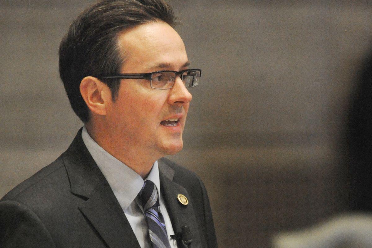 Missouri state Sen. Kurt Schaefer.