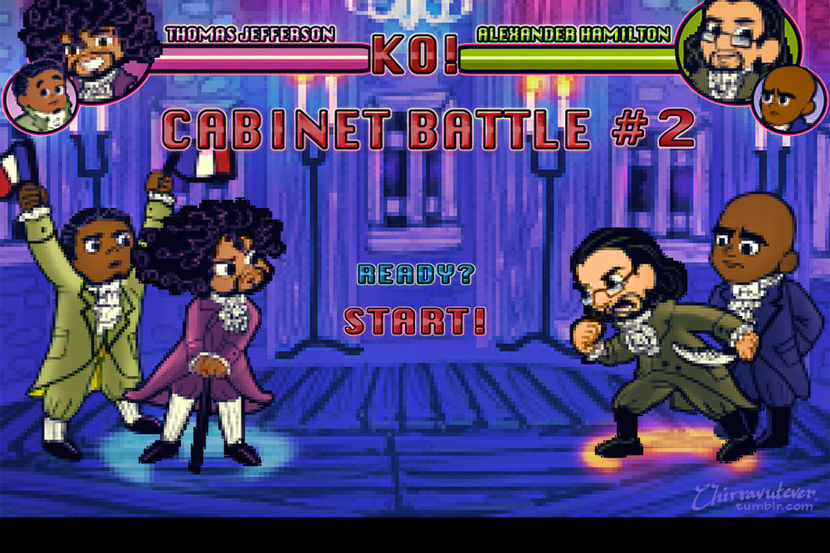 someone please make this hamilton super nintendo game a reality vox