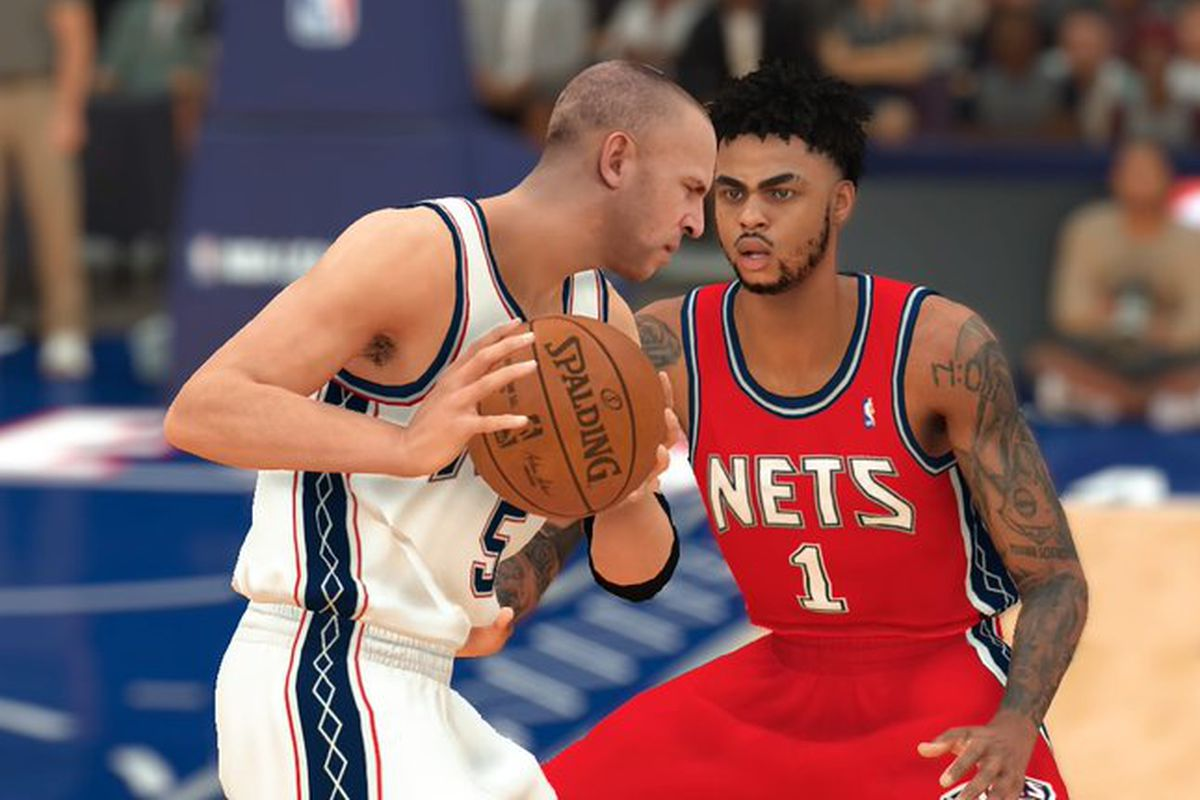 NetsDaily Guide to using the Nets in NBA 2K19 - NetsDaily