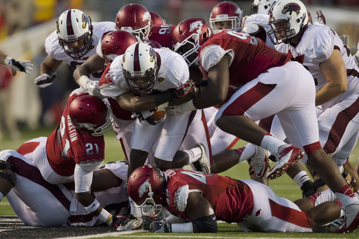 In 2012, the Warhawks collected one of seven Sun Belt wins over the SEC
