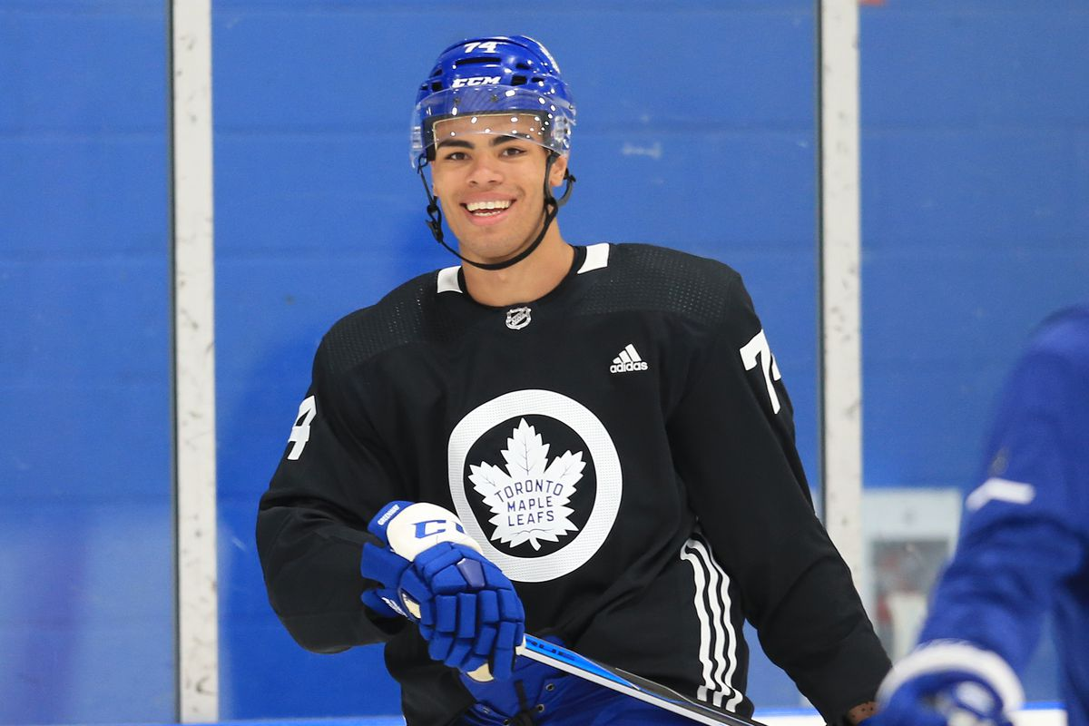 Leafs Prospect Camp