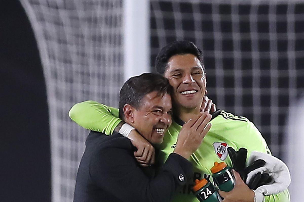 River Plate v Independiente Santa Fe - Copa CONMEBOL Libertadores 2021