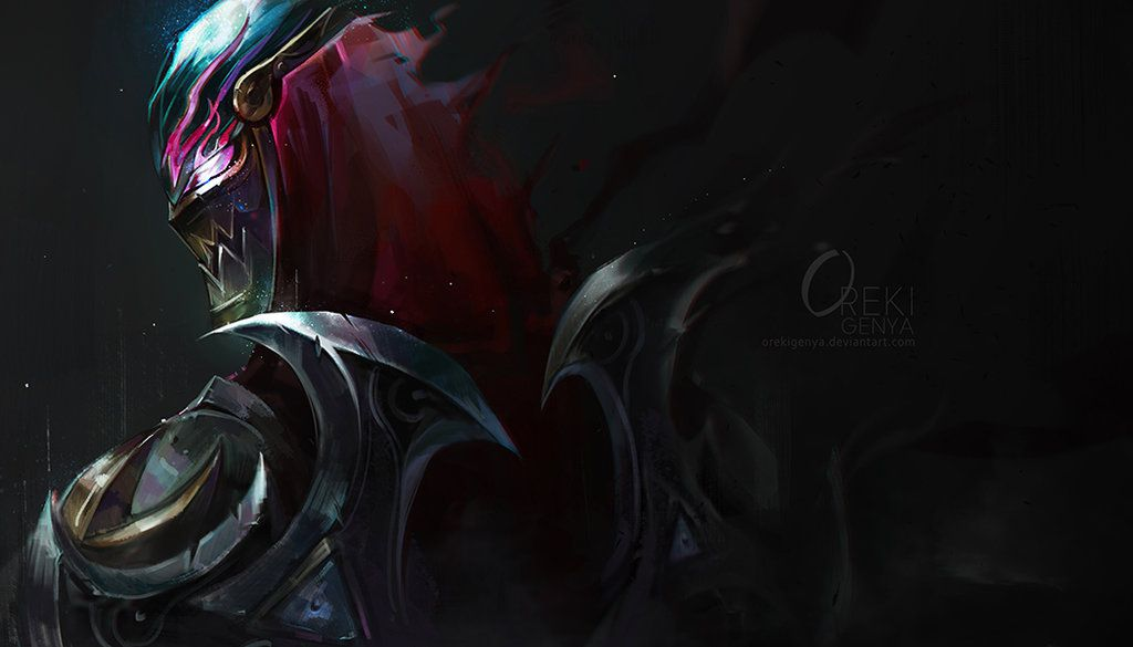 Zed Galaxy Slayer Wallpaper Hd 4k: Art Of Legends: Get JINXED With This Amazing Zombie Slayer