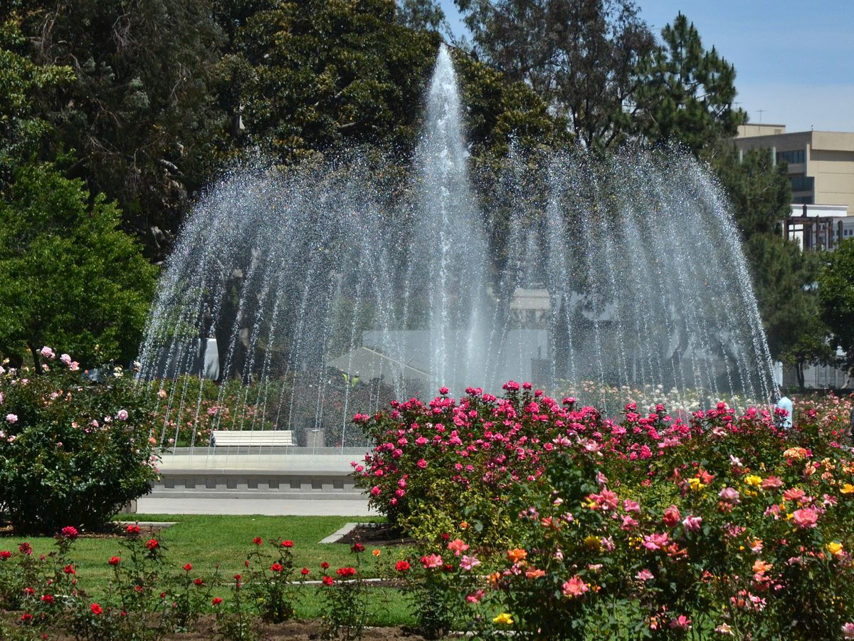 Mapping All Of Exposition Park 39 S Attractions Curbed La