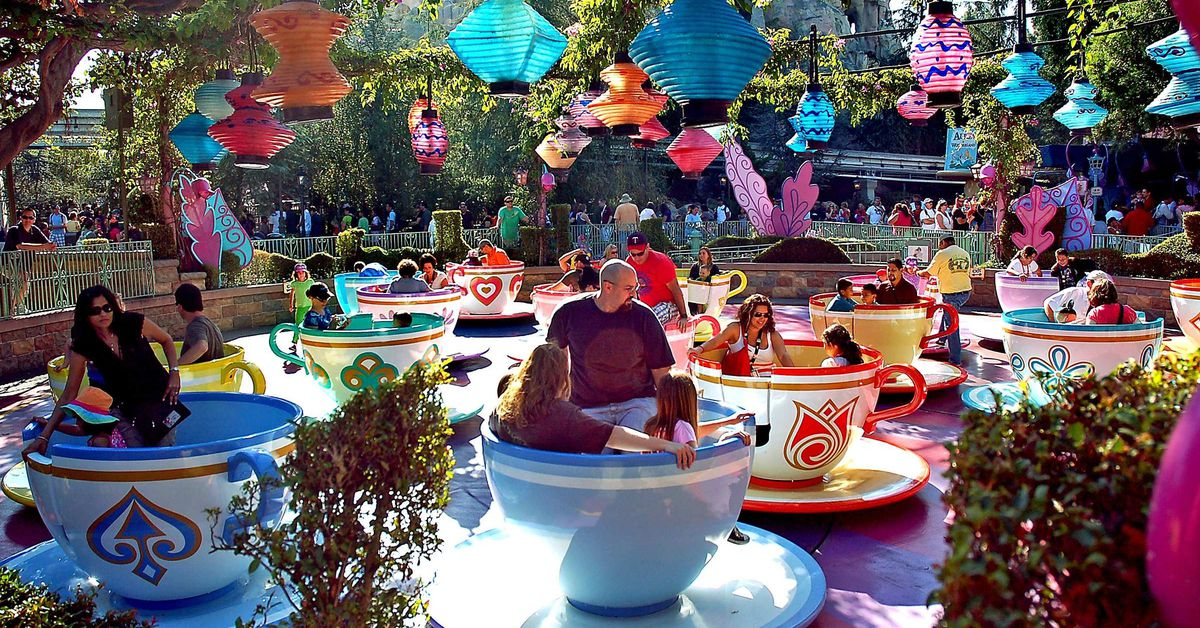 The 10 best rides at Disneyland