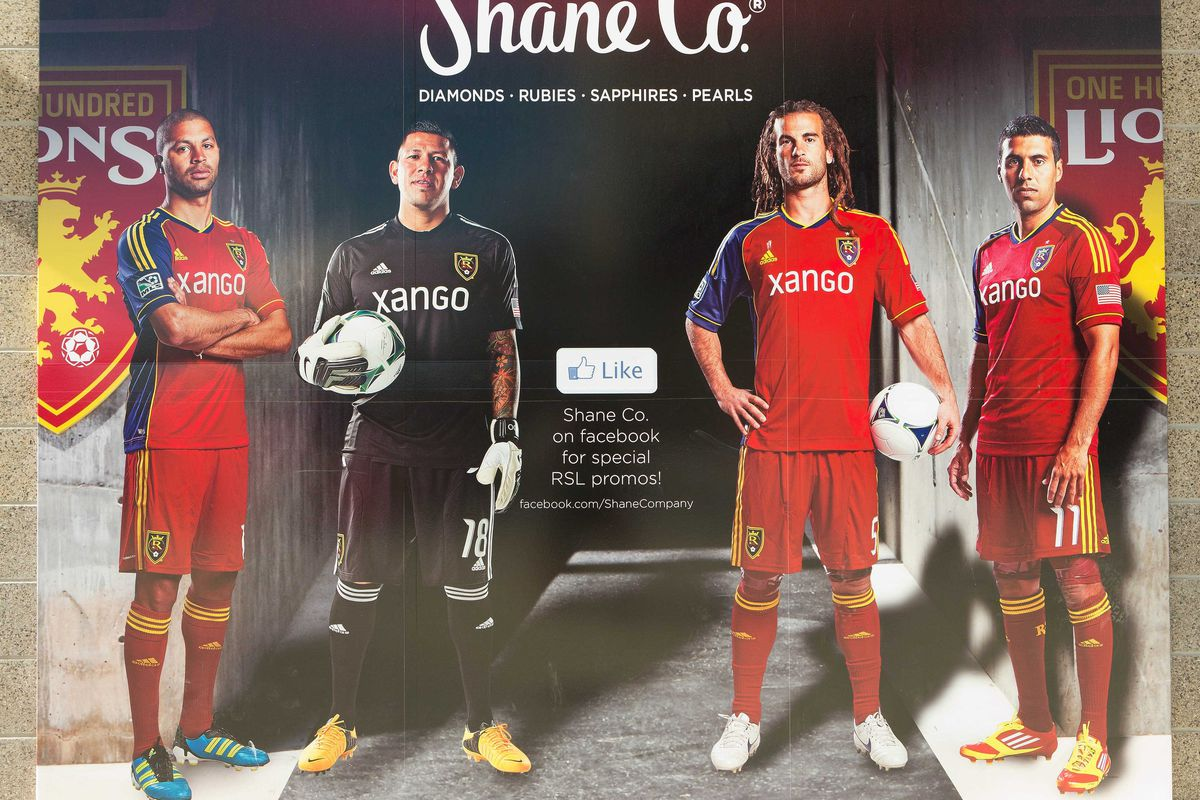 They may look like mere cardboard cutouts, but they provide some spine to RSL