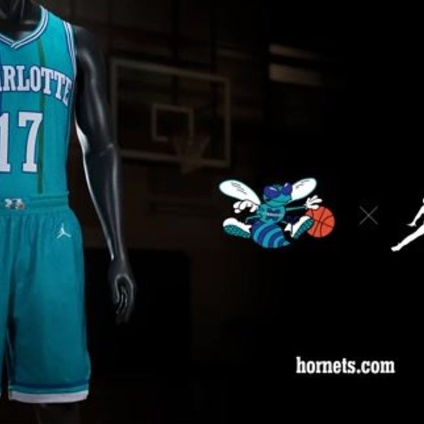 76e5c009f9be Charlotte Hornets unveil classic uniform - At The Hive