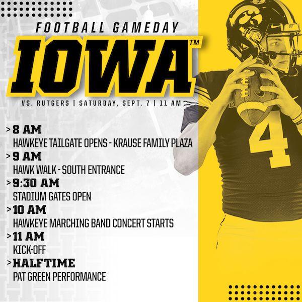 Where to Watch the Iowa-Michigan Game – University of Iowa ...