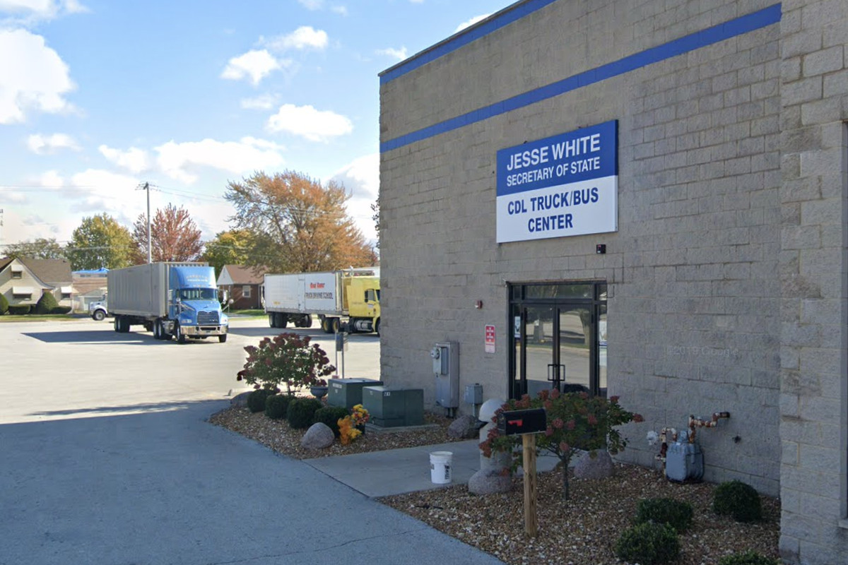Illinois officials announced that the South Holland commercial driver's license facility at 41 W. 162nd St. will be closed until Sept. 1, 2020, after an employee contracted the coronavirus.
