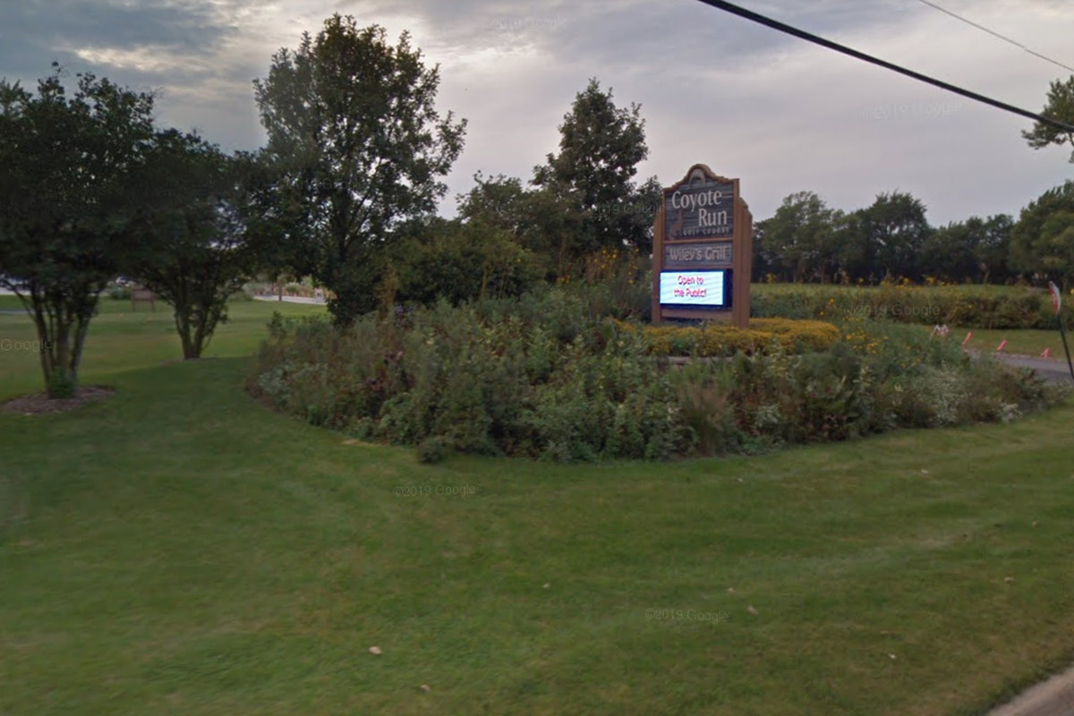 A man was found dead in a pond June 13, 2019, at Coyote Run Golf Course in Flossmoor.