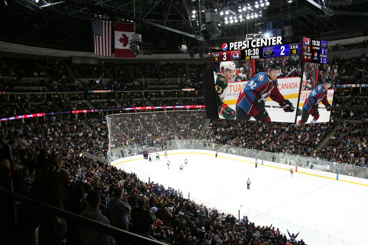 Pepsi Center: Pepsi Center Gets Digital Overhaul