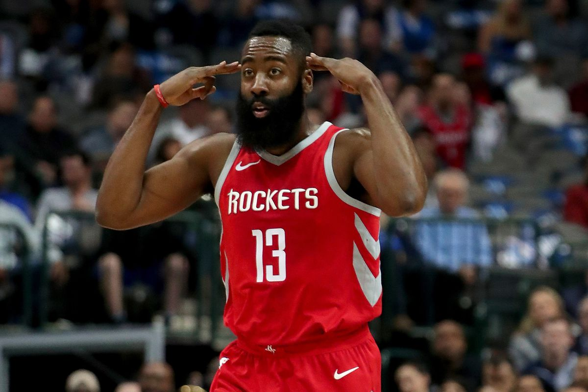 adc840c64f63 James Harden is the NBA MVP