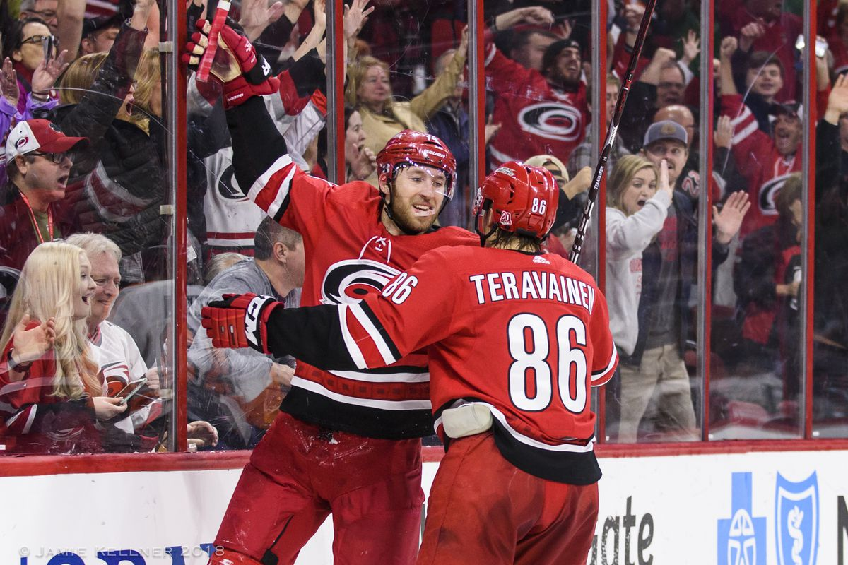 Carolina Hurricanes Release 2018-19 Schedule - Canes Country 7b6186e53