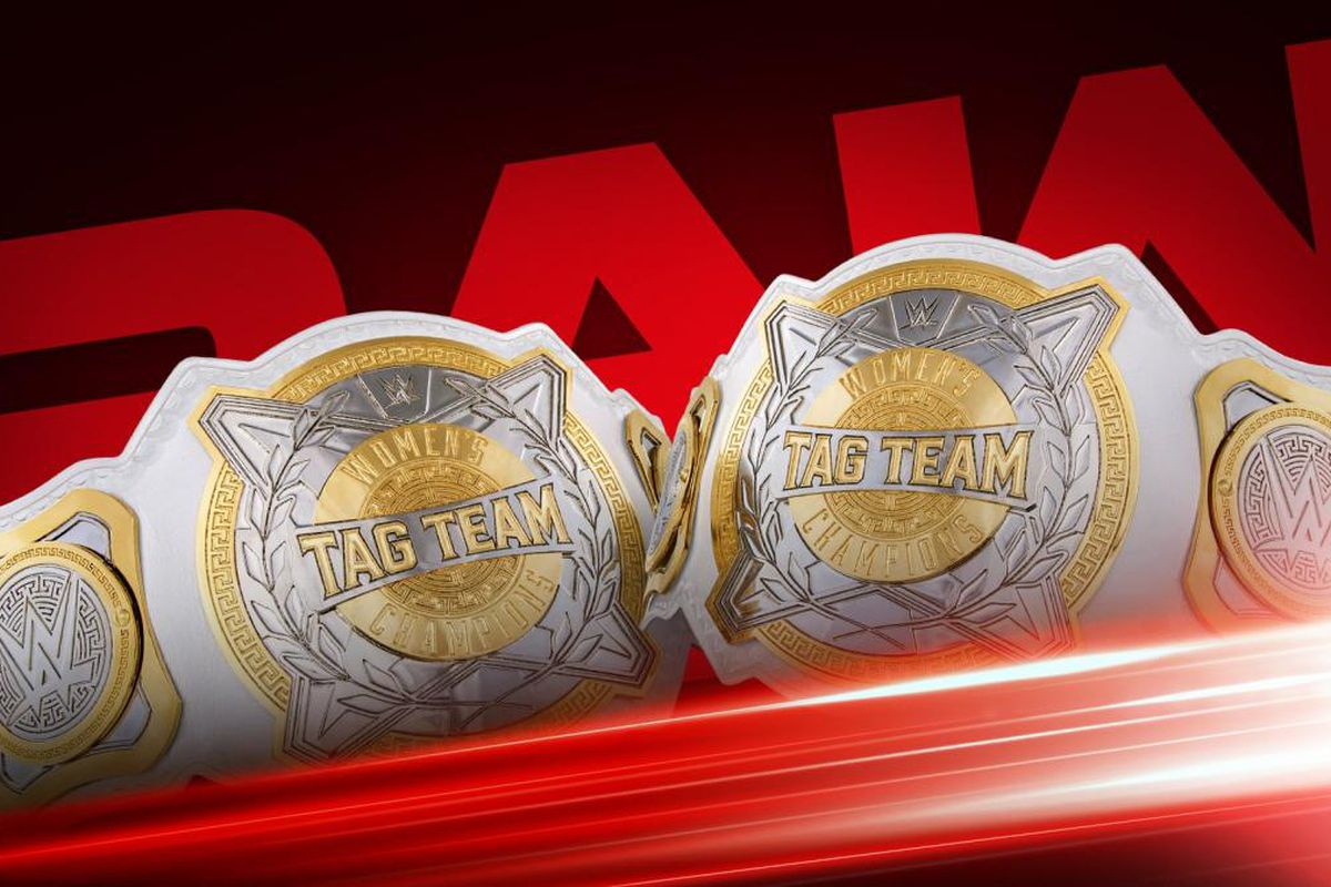 49d34d59bbde Women s tag team championship Elimination Chamber qualifying matches set  for Raw tonight