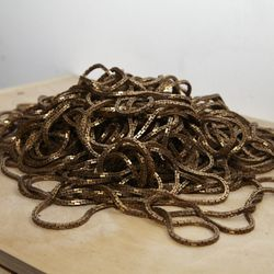 Vintage chains.