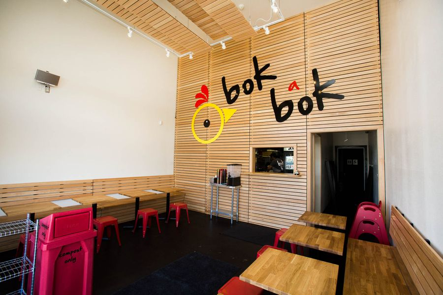 Behold Bok A Bok Fried Chicken Opening Today In White