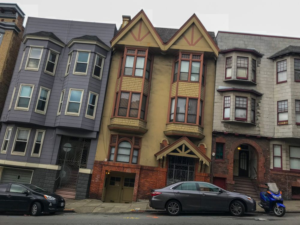 San Francisco isn't even close to building enough affordable