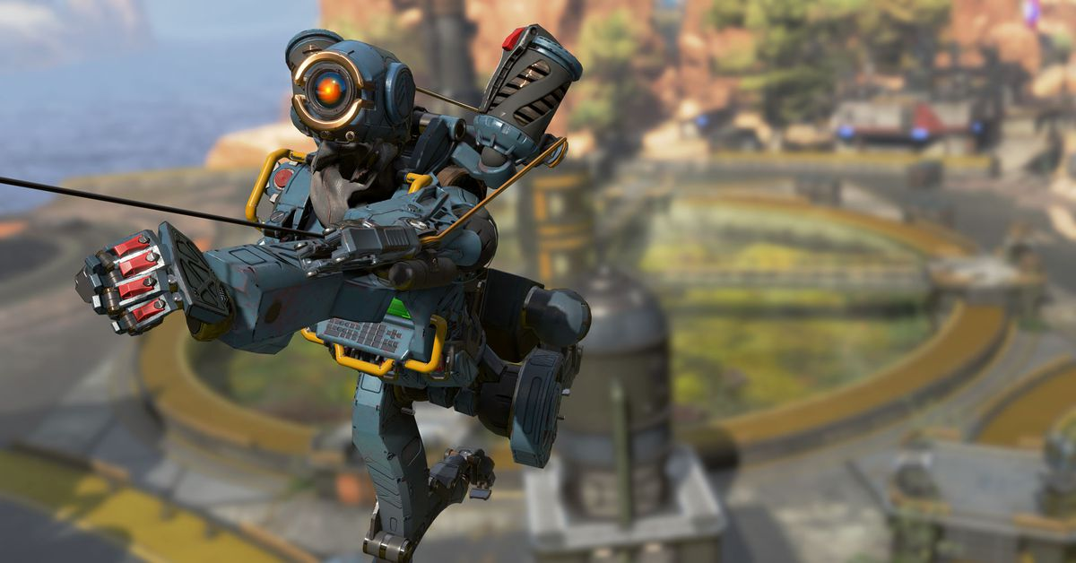 Apex Legends players get 5 free Apex packs and a Pathfinder skin with Twitch Prime