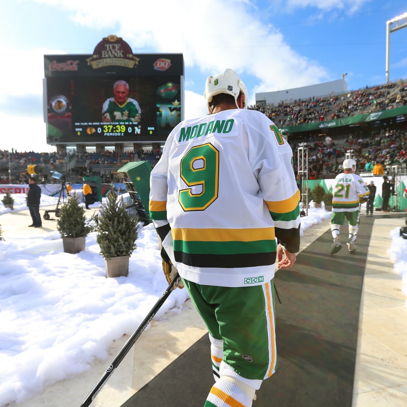 Minnesota Wild tease reverse retro jersey design - Hockey Wilderness
