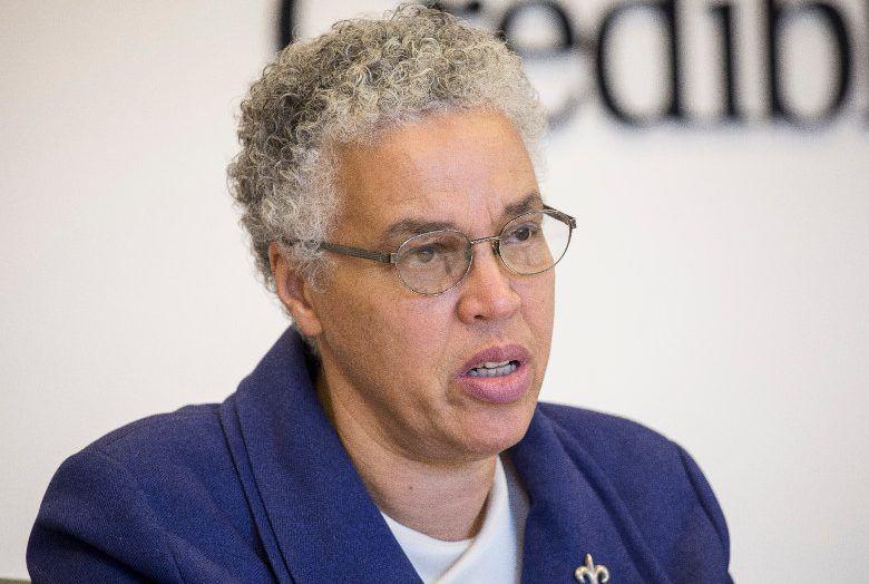 Cook County Board President Toni Preckwinkle. | Rich Hein/Sun-Times