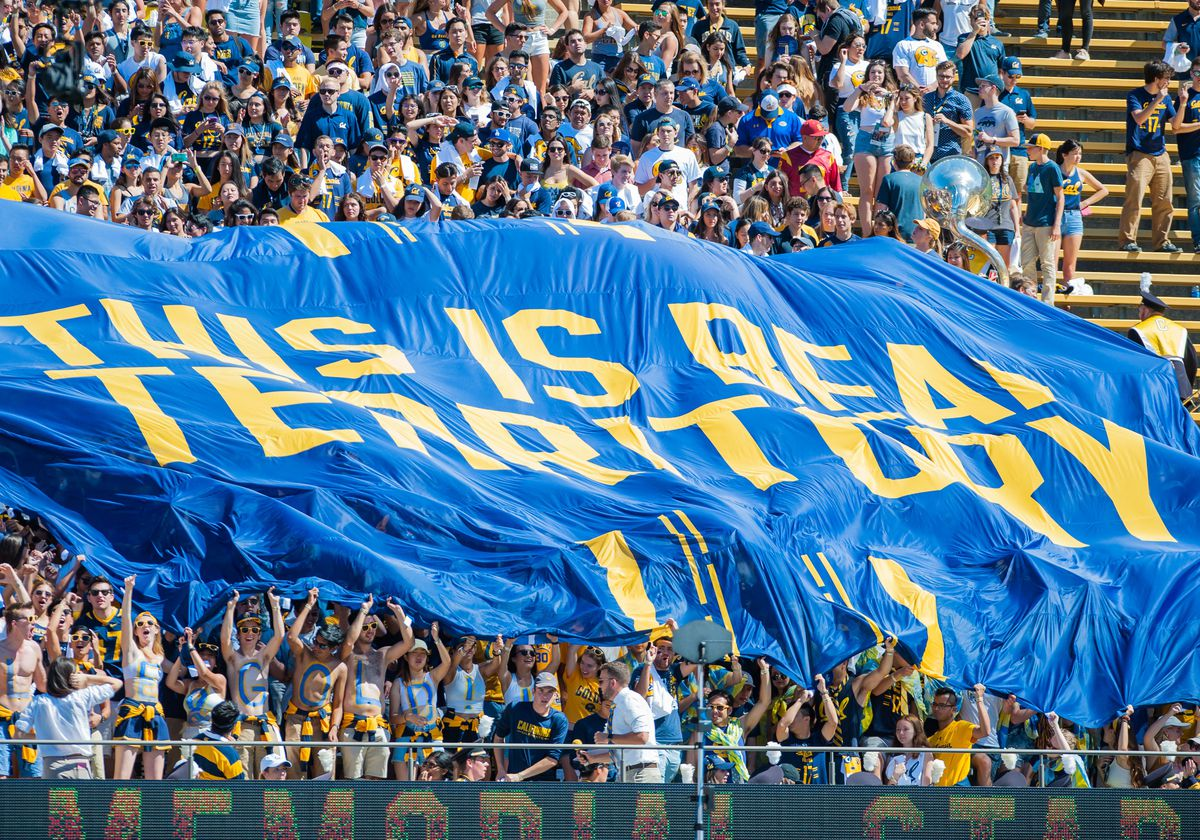 COLLEGE FOOTBALL: SEP 23 USC at Cal