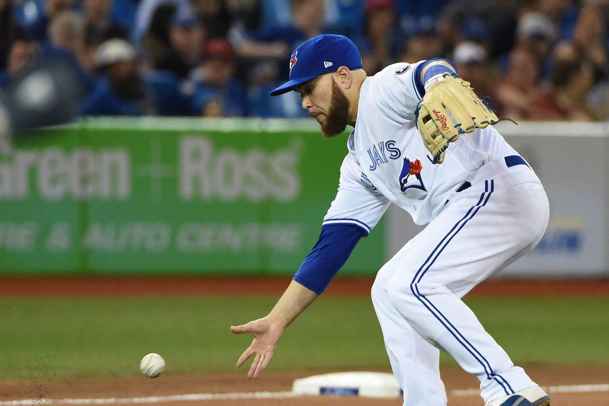 MLB: Seattle Mariners at Toronto Blue Jays