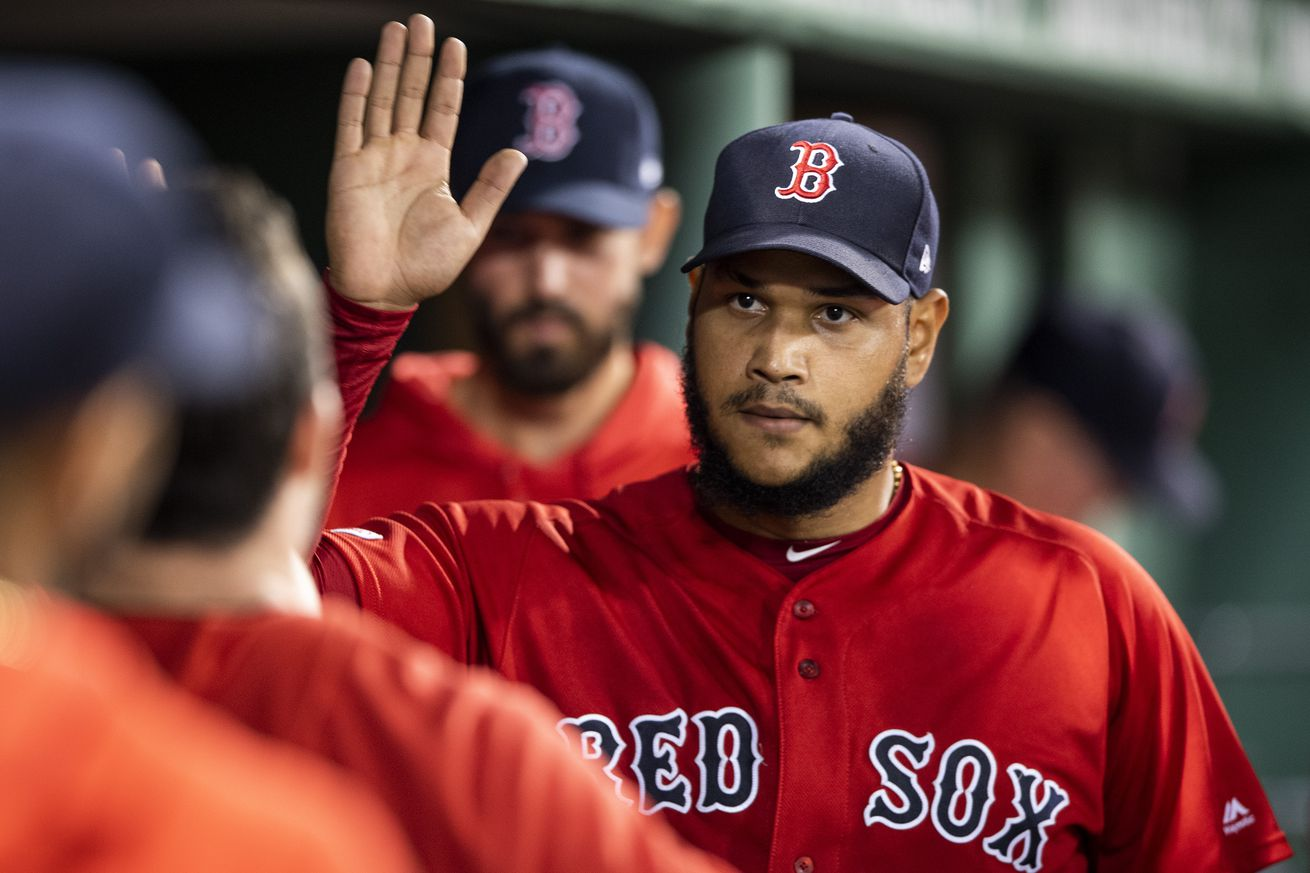 Red Sox 4, Orioles 0: Eduardo Rodriguez shines as Sox win fourth straight