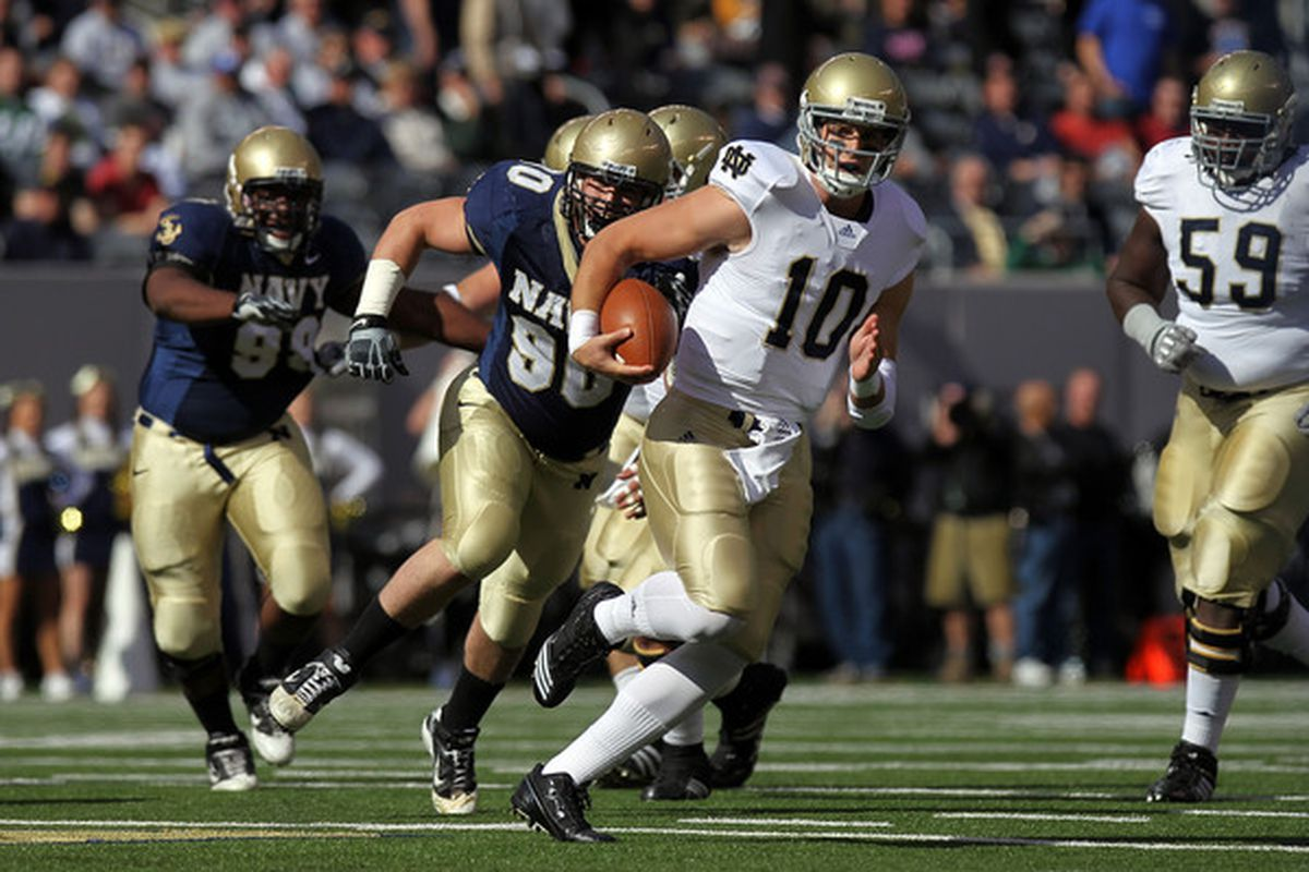 72 Best Notre Dame Football: The Top 75 Worst Losses In Notre Dame Football History