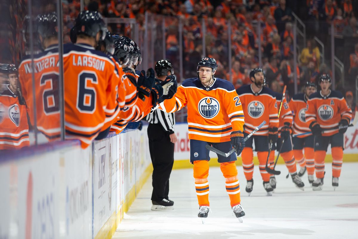 Edmonton Oilers 2019