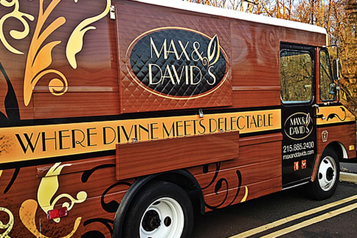 The Max and David's Food Truck