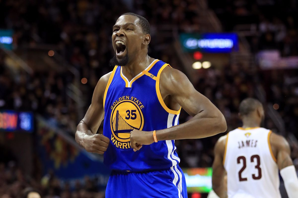 Kevin Durant gets his revenge on LeBron James, 5 years ...