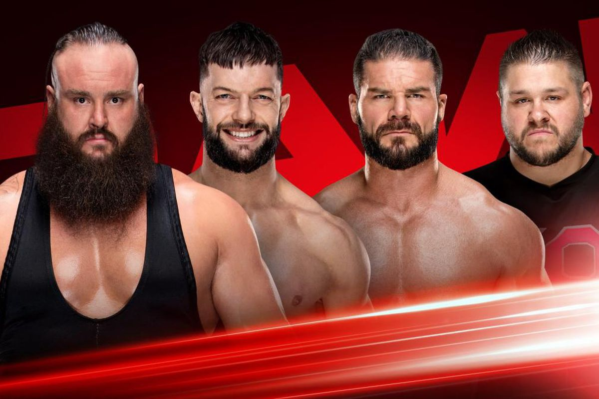 brand new ece94 8f9ab WWE Raw preview (June 11, 2018)  Long shots