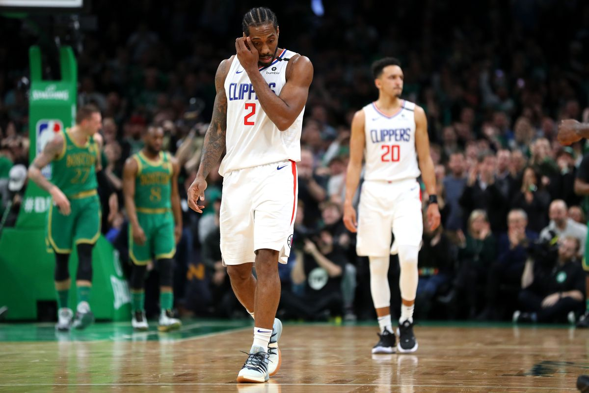 Los Angeles Clippers v Boston Celtics