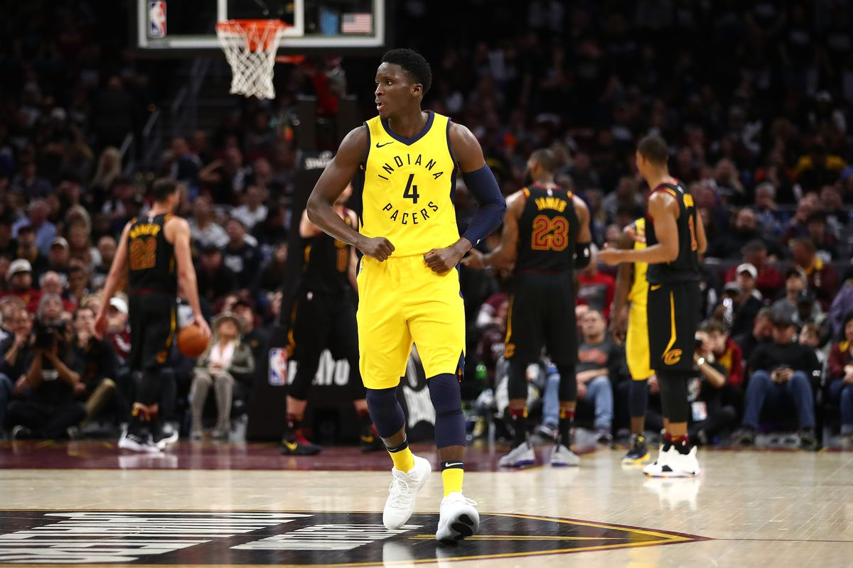NBA Playoffs 2018: Victor Oladipo 'closing speed' makes ...