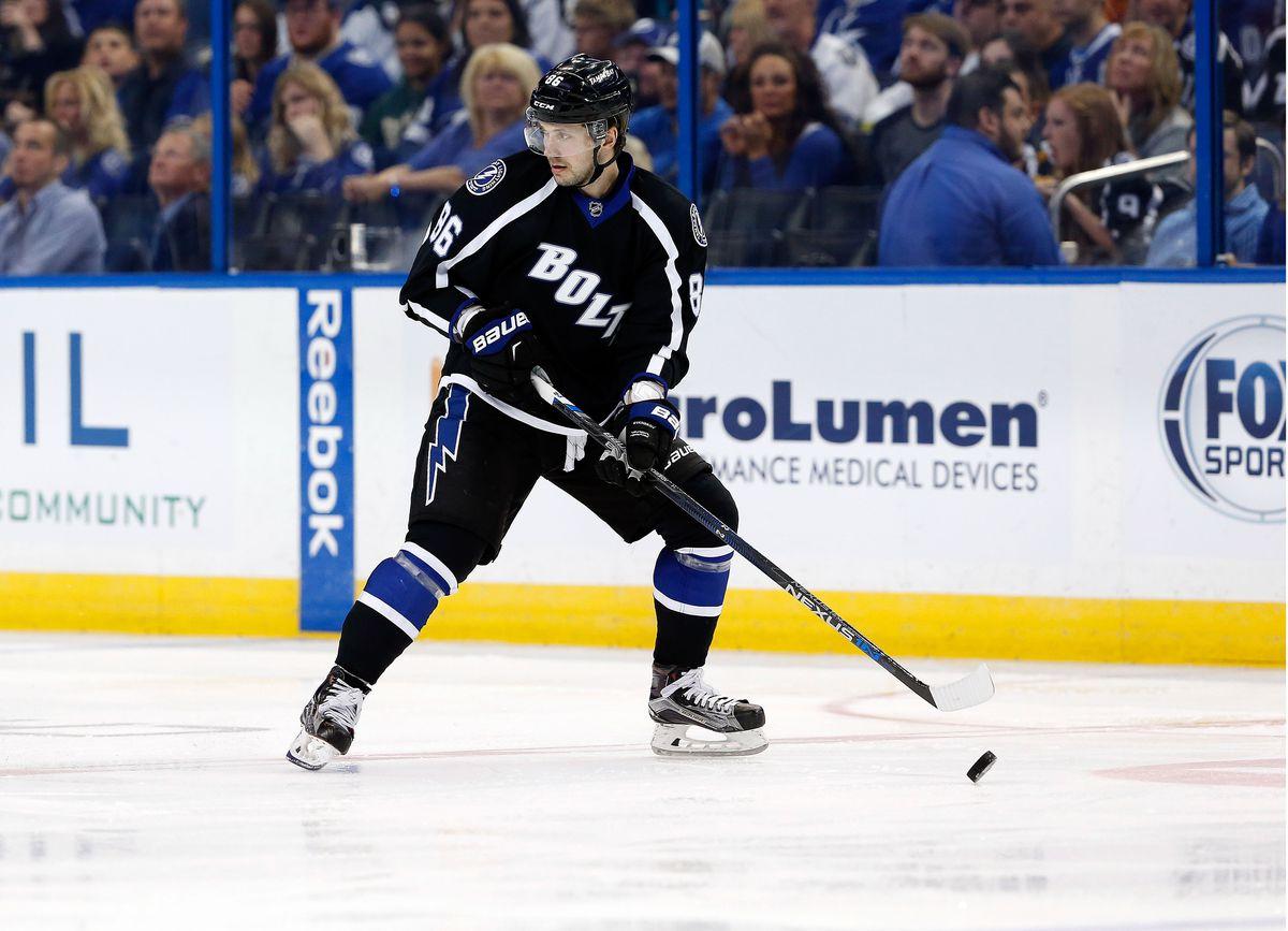 NHL: San Jose Sharks at Tampa Bay Lightning